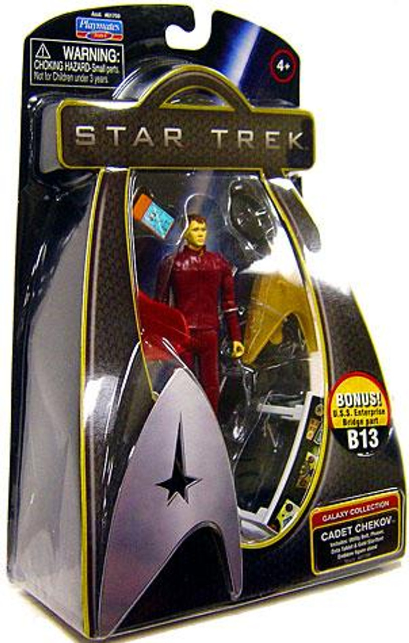 Star Trek 2009 Movie Pavel Chekov Action Figure [Cadet Uniform]