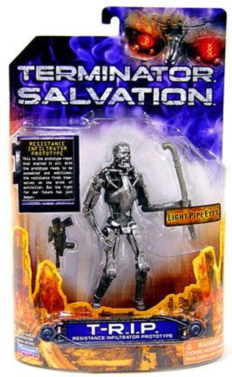 Terminator Salvation T-R.I.P. Action Figure