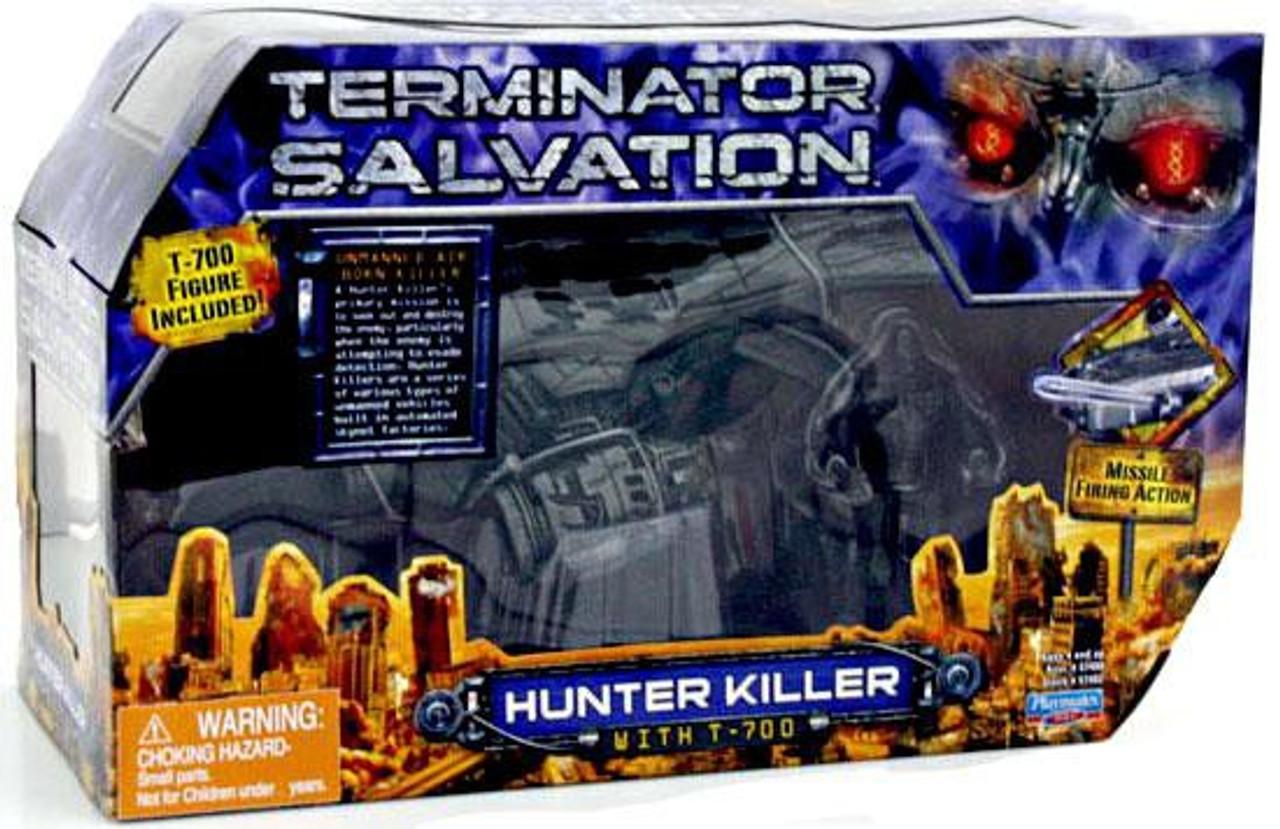 Terminator Salvation Hunter Killer Action Figure Vehicle