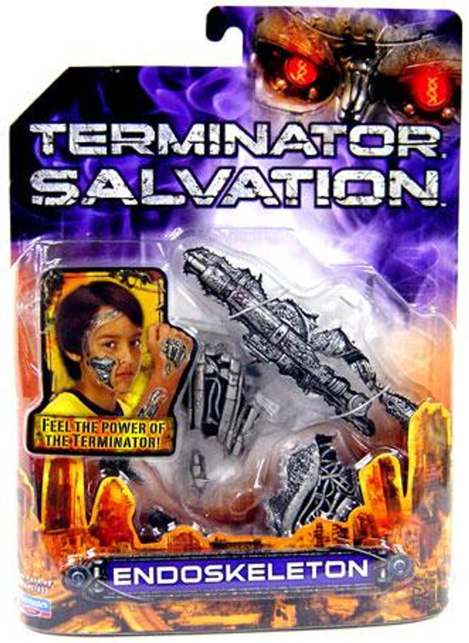 Terminator Salvation Endoskeleton Roleplay Toy
