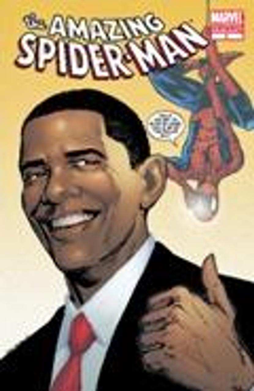 Marvel Amazing Spider-Man Comic Book #583 [2nd Printing]