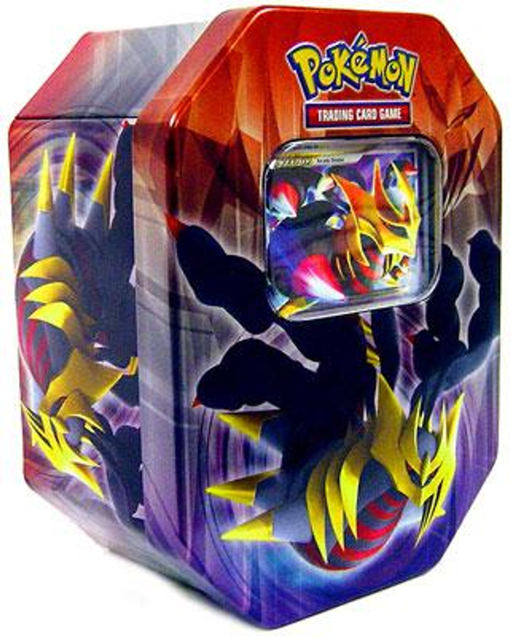 Pokemon Platinum Spring 2009 Giratina Collector Tin