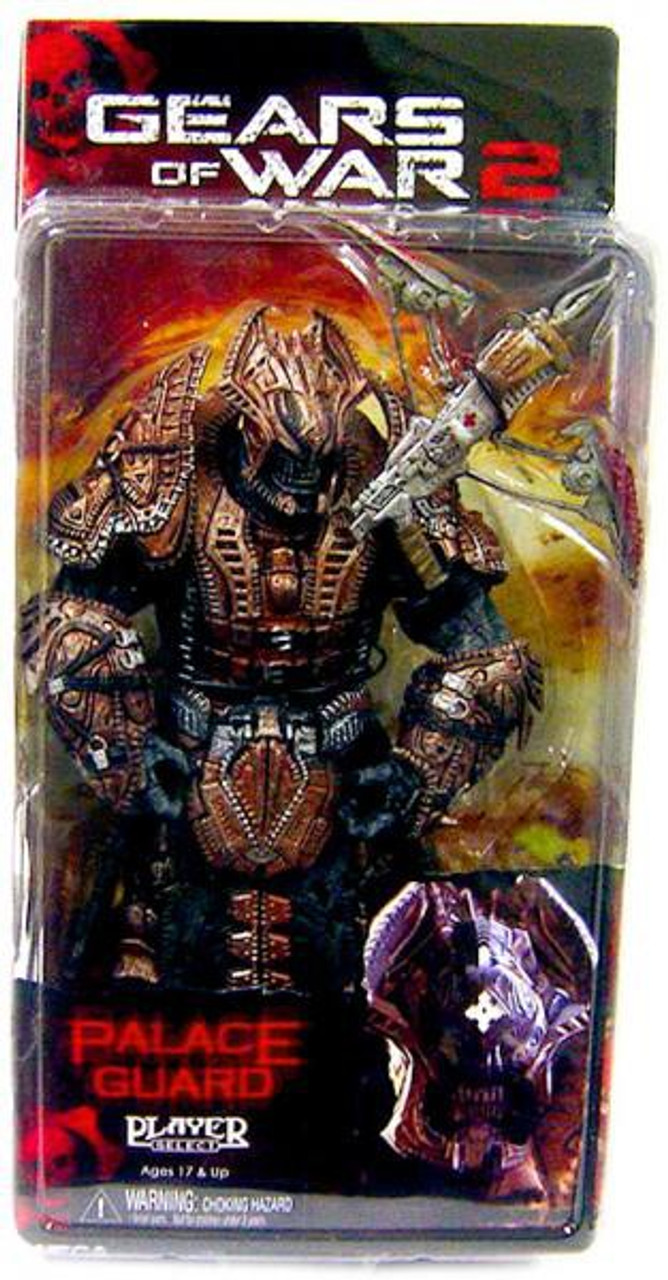 NECA Gears of War 2 Series 3 Palace Guard Action Figure