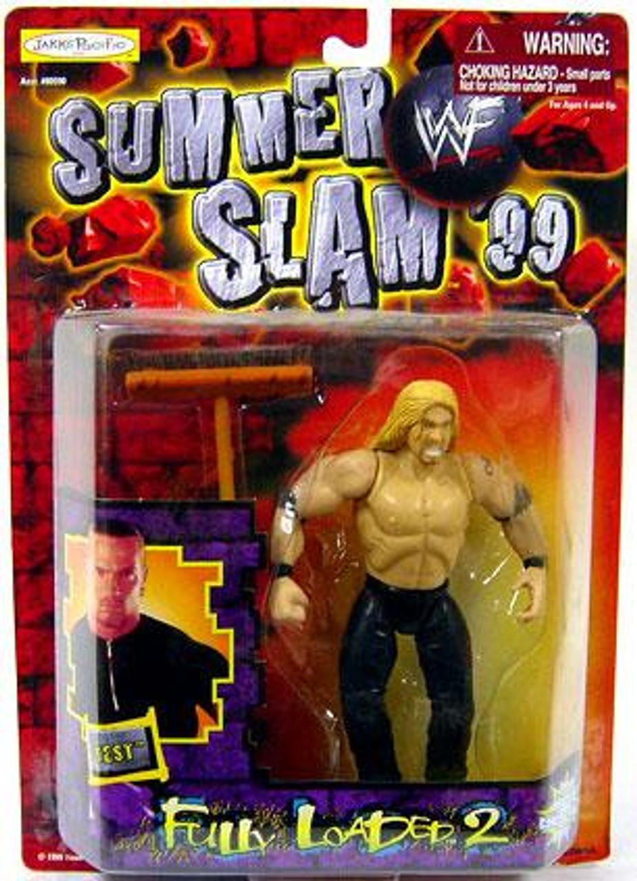 WWE Wrestling WWF Summer Slam '99 Test Action Figure