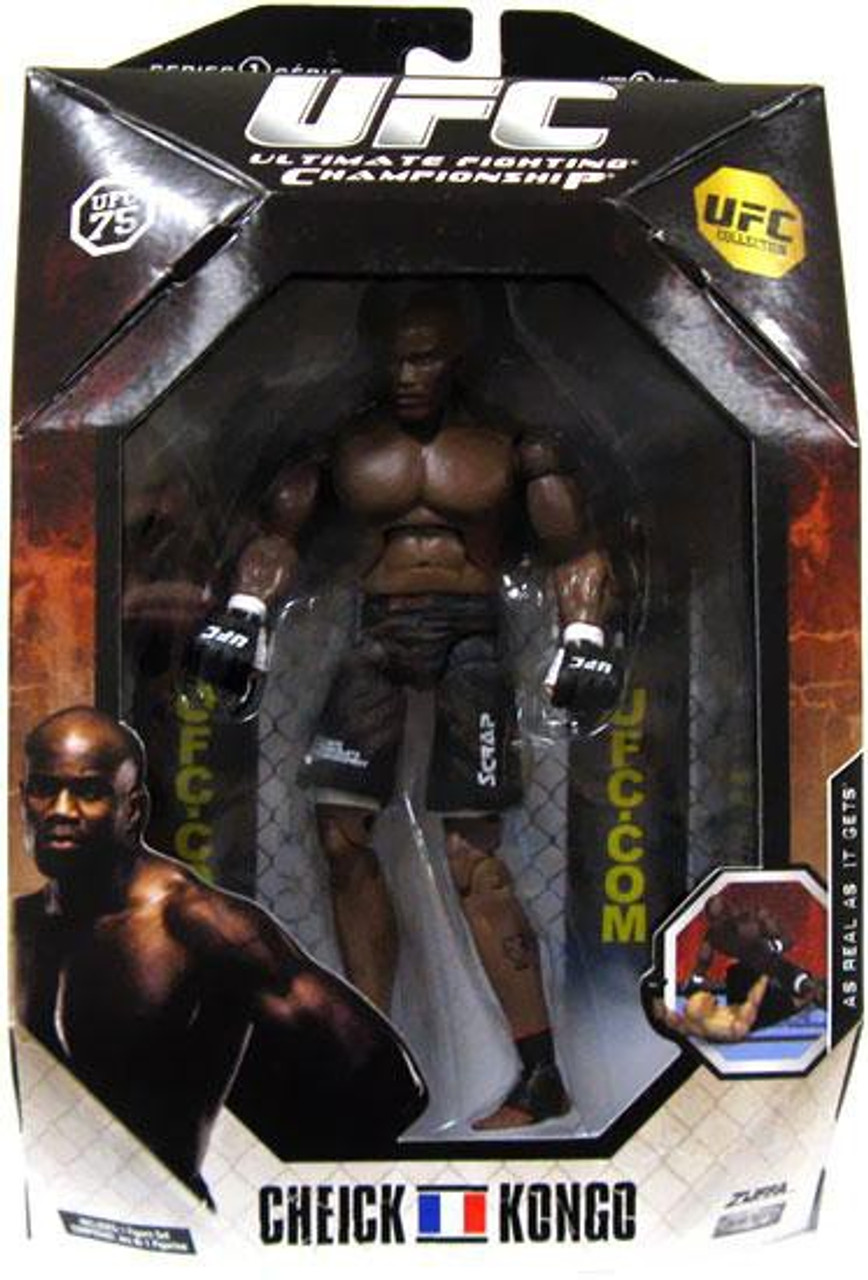 UFC Collection Series 1 Cheick Kongo Action Figure [UFC 75]