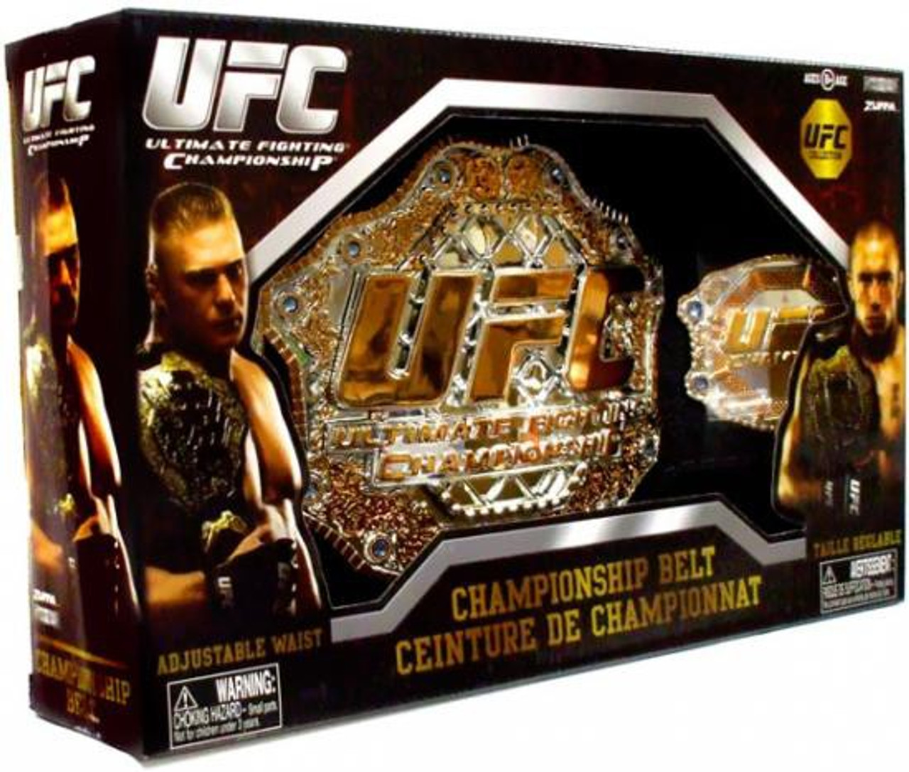 how to make a ufc belt