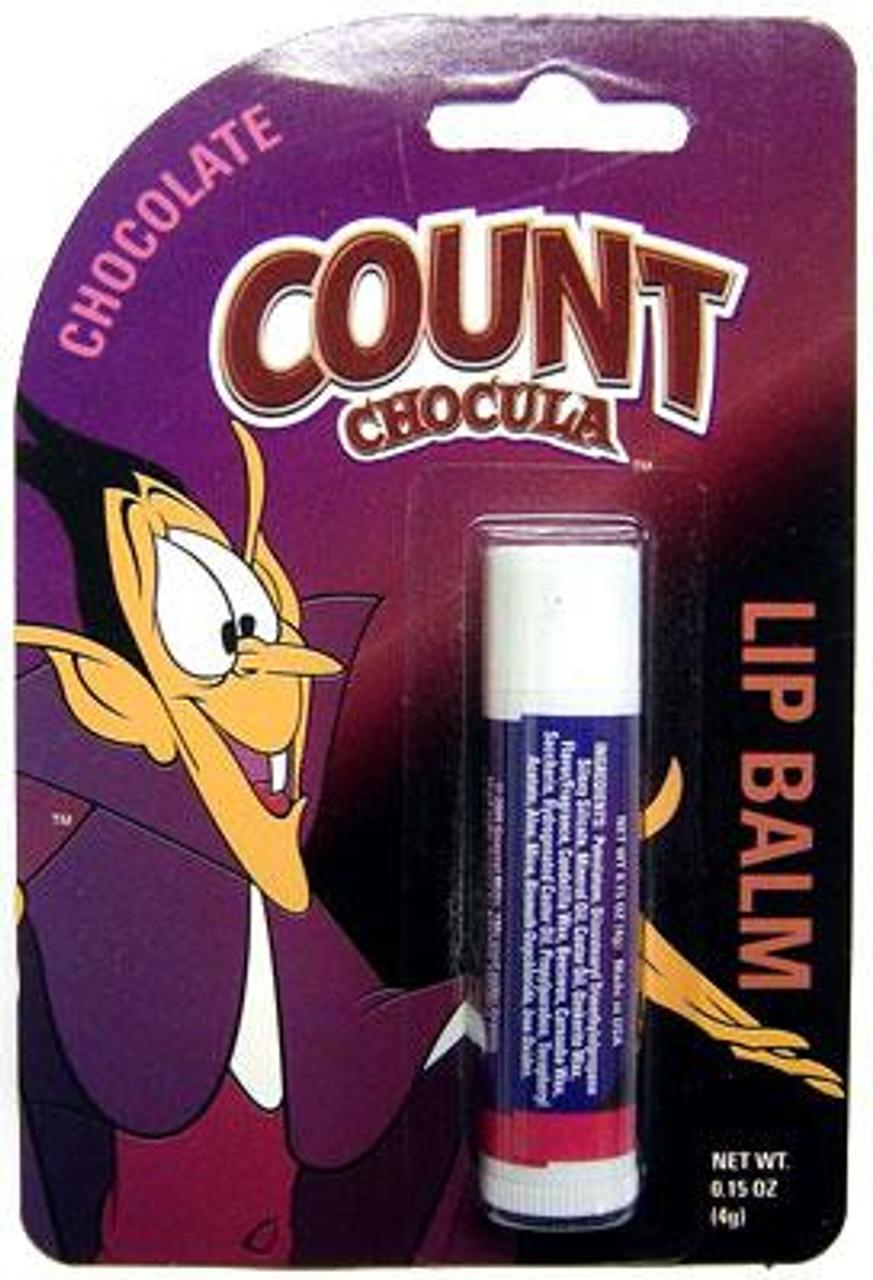 General Mills Count Chocula Lip Balm [Chocolate]
