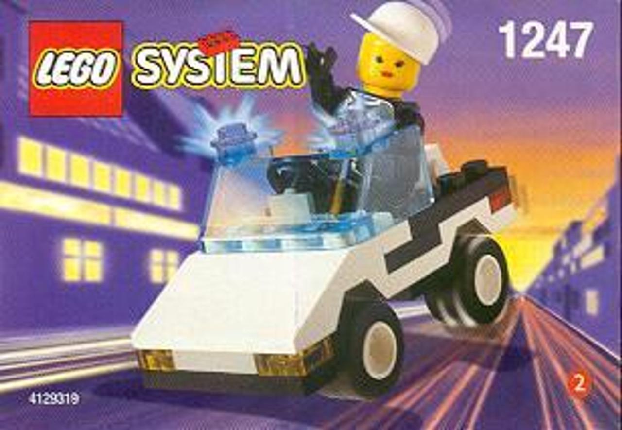 LEGO System Patrol Car Set #1247