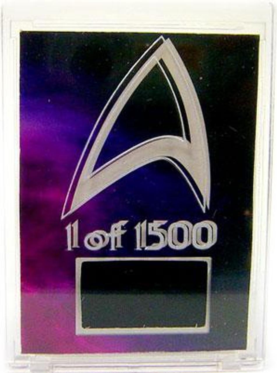 Star Trek Deep Space 9 1 of 1500 Costume Card