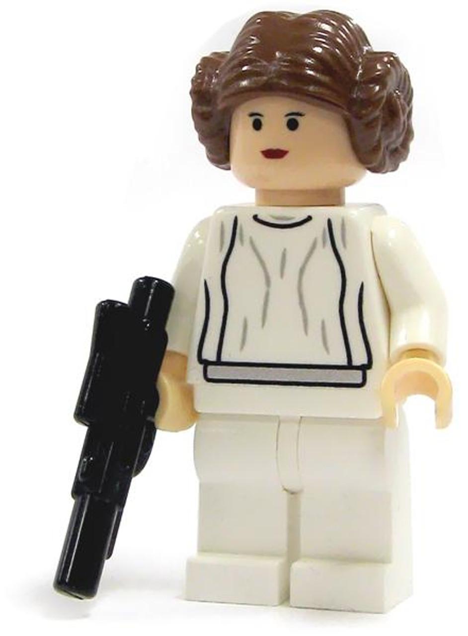 LEGO Star Wars Loose Princess Leia Minifigure [A New Hope Loose]