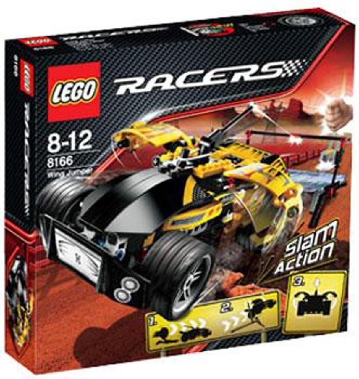 LEGO Racers Wing Jumper Set #8166