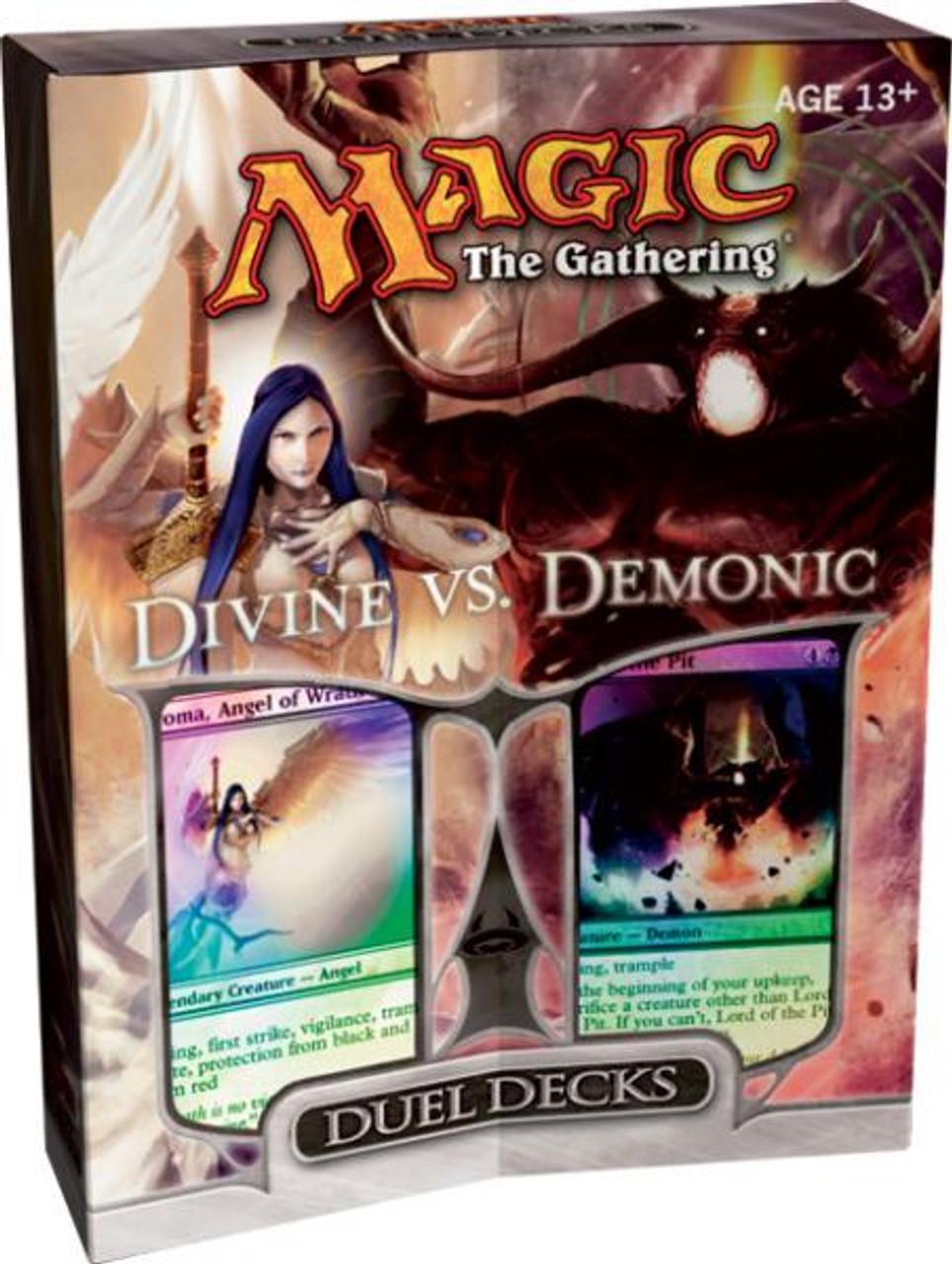 MtG Duel Decks: Divine vs. Demonic Divine vs. Demonic Duel Decks [Sealed]