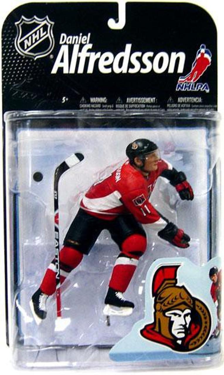 McFarlane Toys NHL Ottawa Senators Sports Picks Series 22 Daniel Alfredsson Action Figure