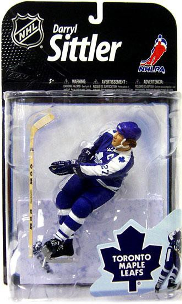 McFarlane Toys NHL Toronto Maple Leafs Sports Picks Series 22 Darryl Sittler Action Figure