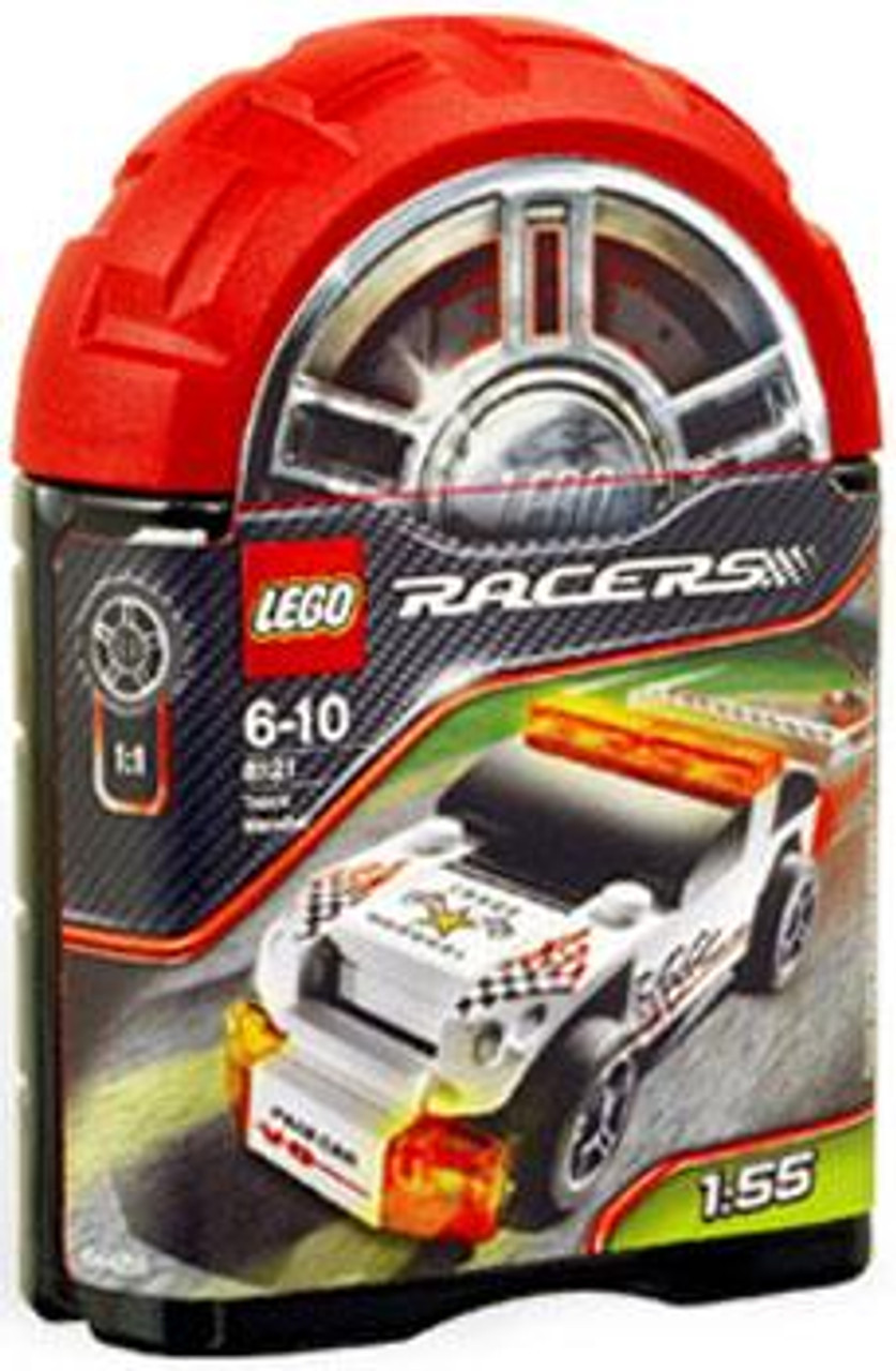 LEGO Racers Tiny Turbos Track Marshall Set #8121
