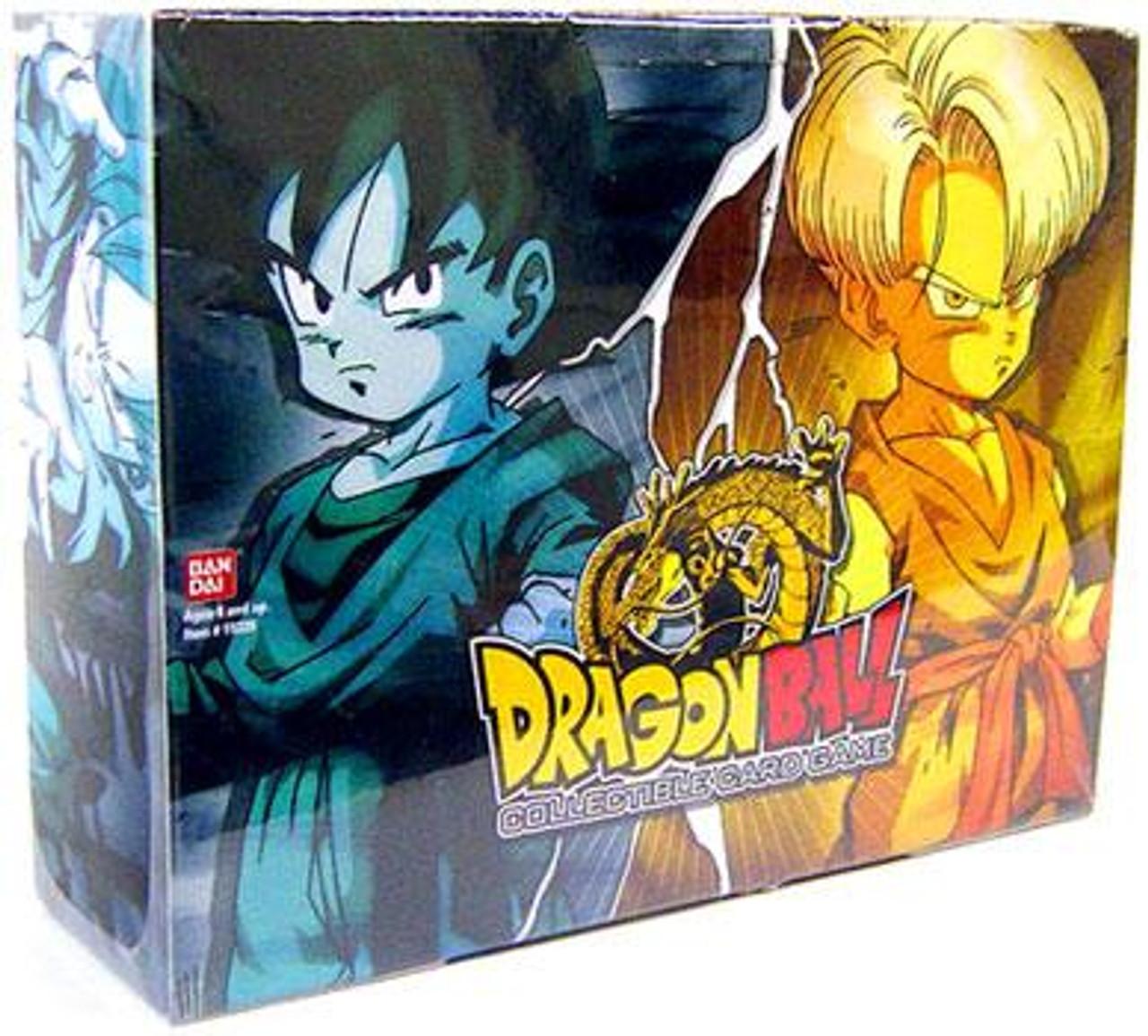 Dragon Ball Collectible Card Game Fusion Booster Box