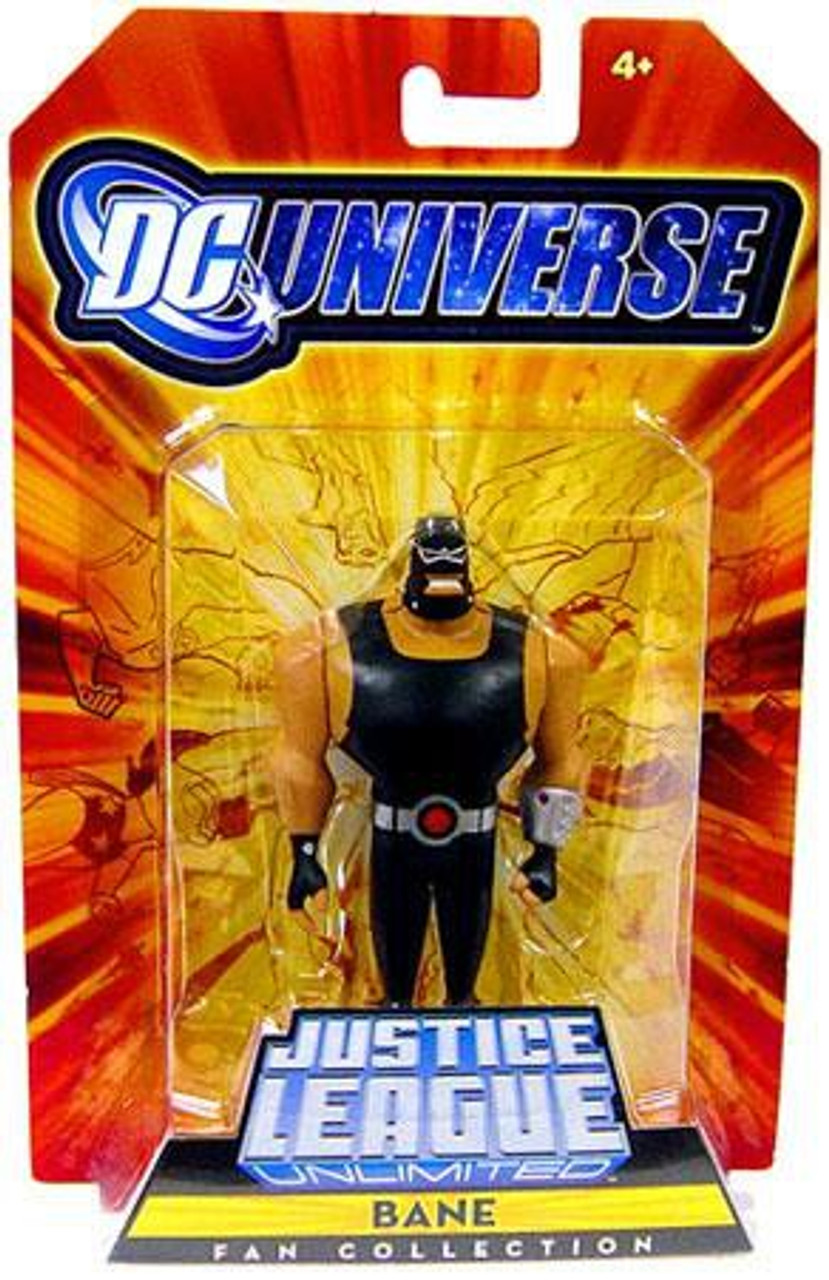 DC Universe Justice League Unlimited Fan Collection Bane Exclusive Action Figure