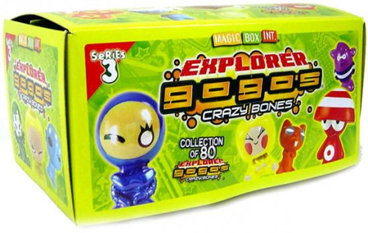 Crazy Bones Gogo's Series 3 Explorer Booster Box