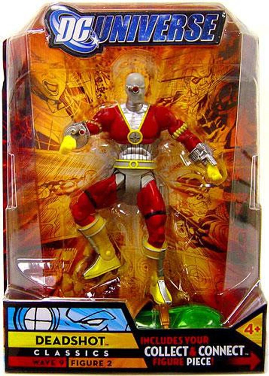 DC Universe Classics Chemo Series Deadshot Action Figure #2