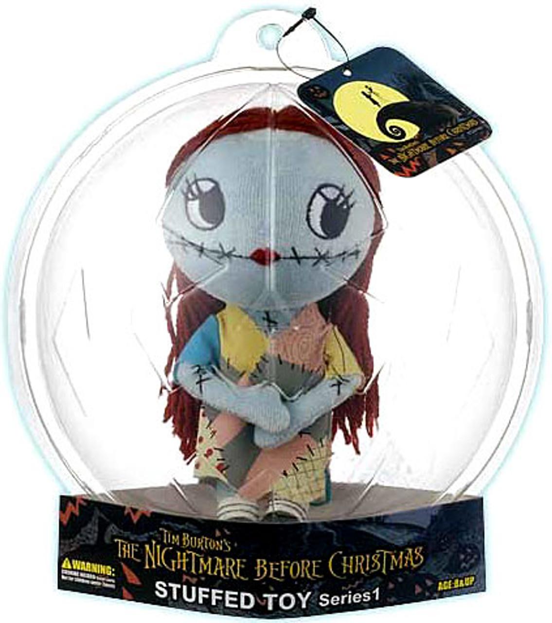 The Nightmare Before Christmas Sally Plush