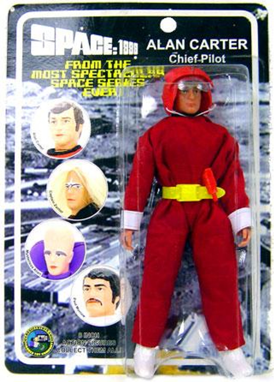 Space: 1999 Series 1 Alan Carter Action Figure