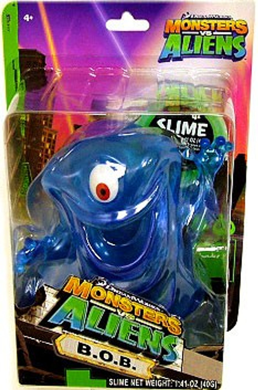 Monsters vs. Aliens B.O.B. Action Figure