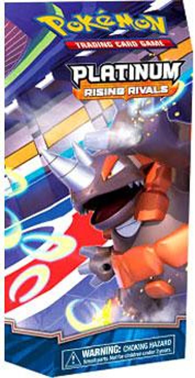 Pokemon Platinum Rising Rivals Drill Point Theme Deck [Sealed Deck]