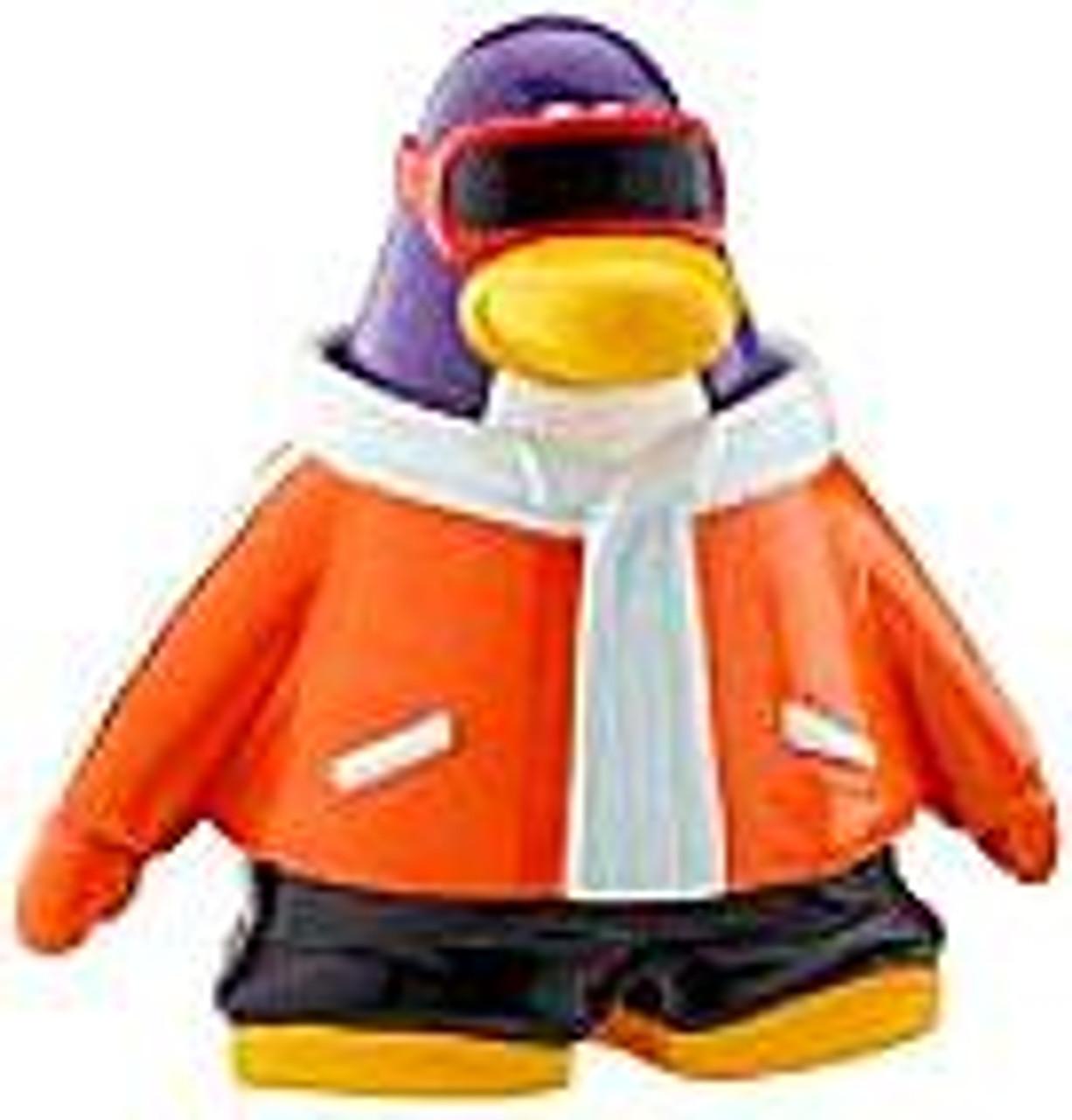 Club Penguin Snowboarder 2-Inch Mini Figure