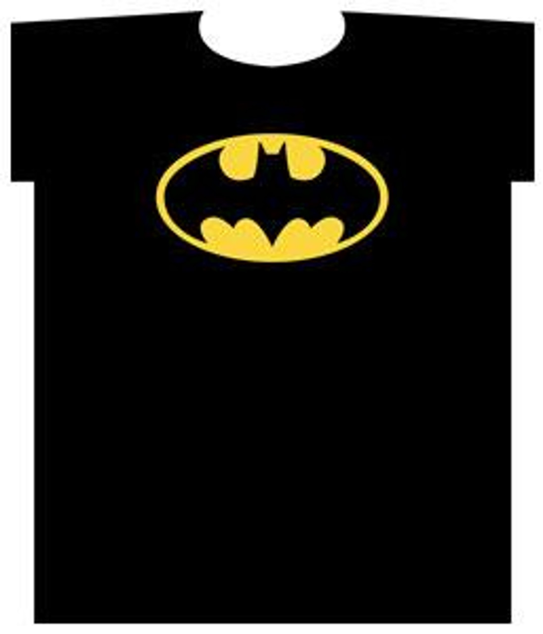 Batman Logo T-Shirt [Youth Medium]