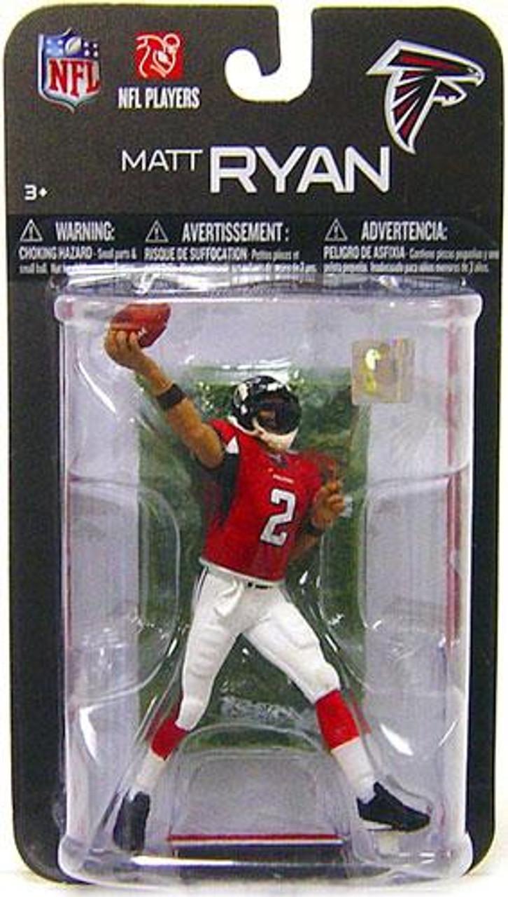 McFarlane Toys NFL Atlanta Falcons Sports Picks Series 7 Mini Matt Ryan 3-Inch Mini Figure