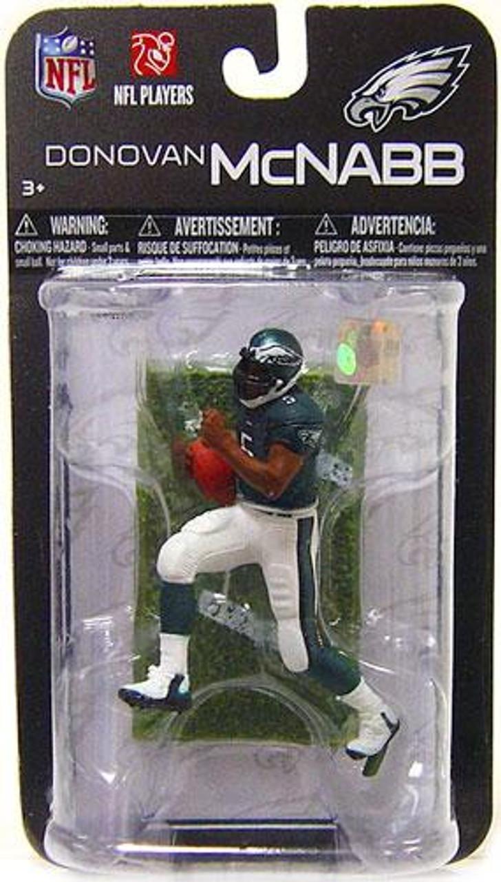 McFarlane Toys NFL Philadelphia Eagles Sports Picks Series 7 Mini Donovan McNabb 3-Inch Mini Figure