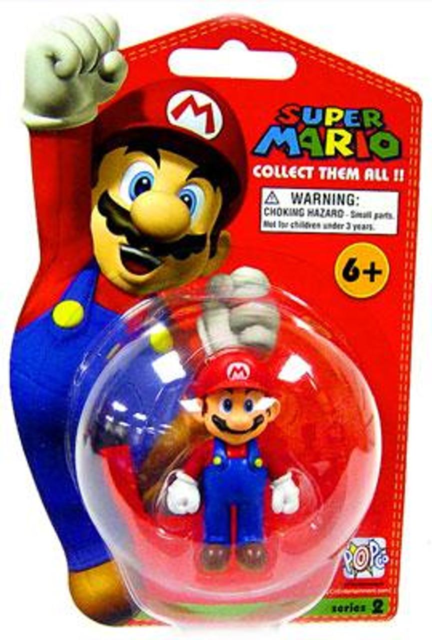 Super Mario Bros Series 2 Mario Vinyl Mini Figure