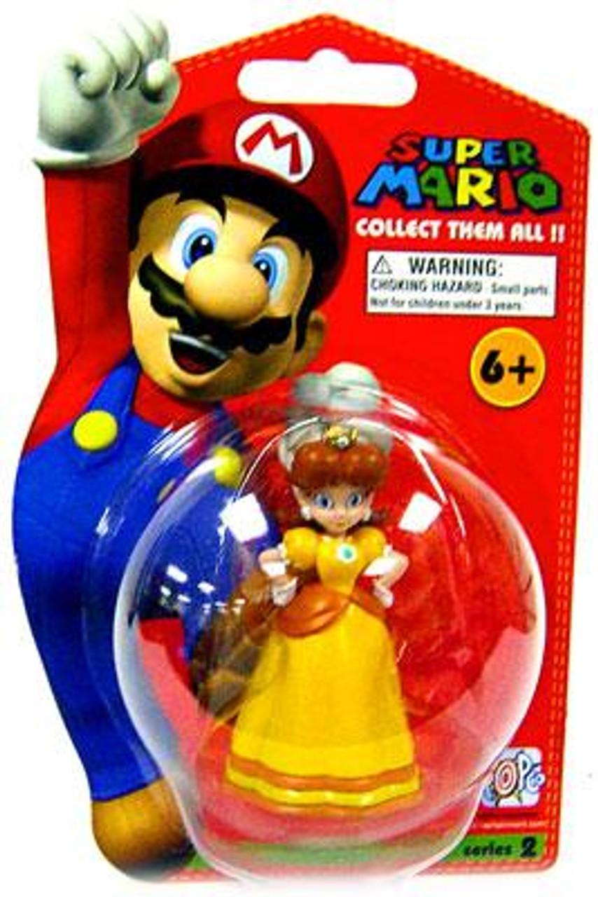 Super Mario Bros Series 2 Daisy Vinyl Mini Figure