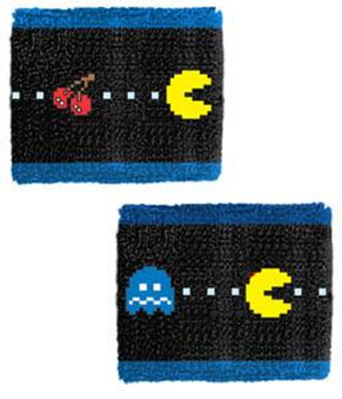 Pac Man All Around Wristband