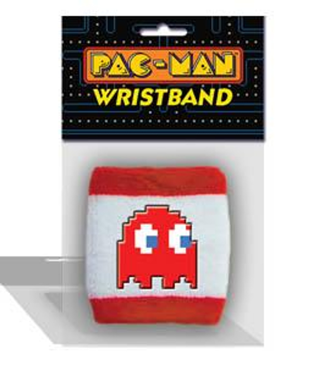 Pac Man Red Ghost Wristband