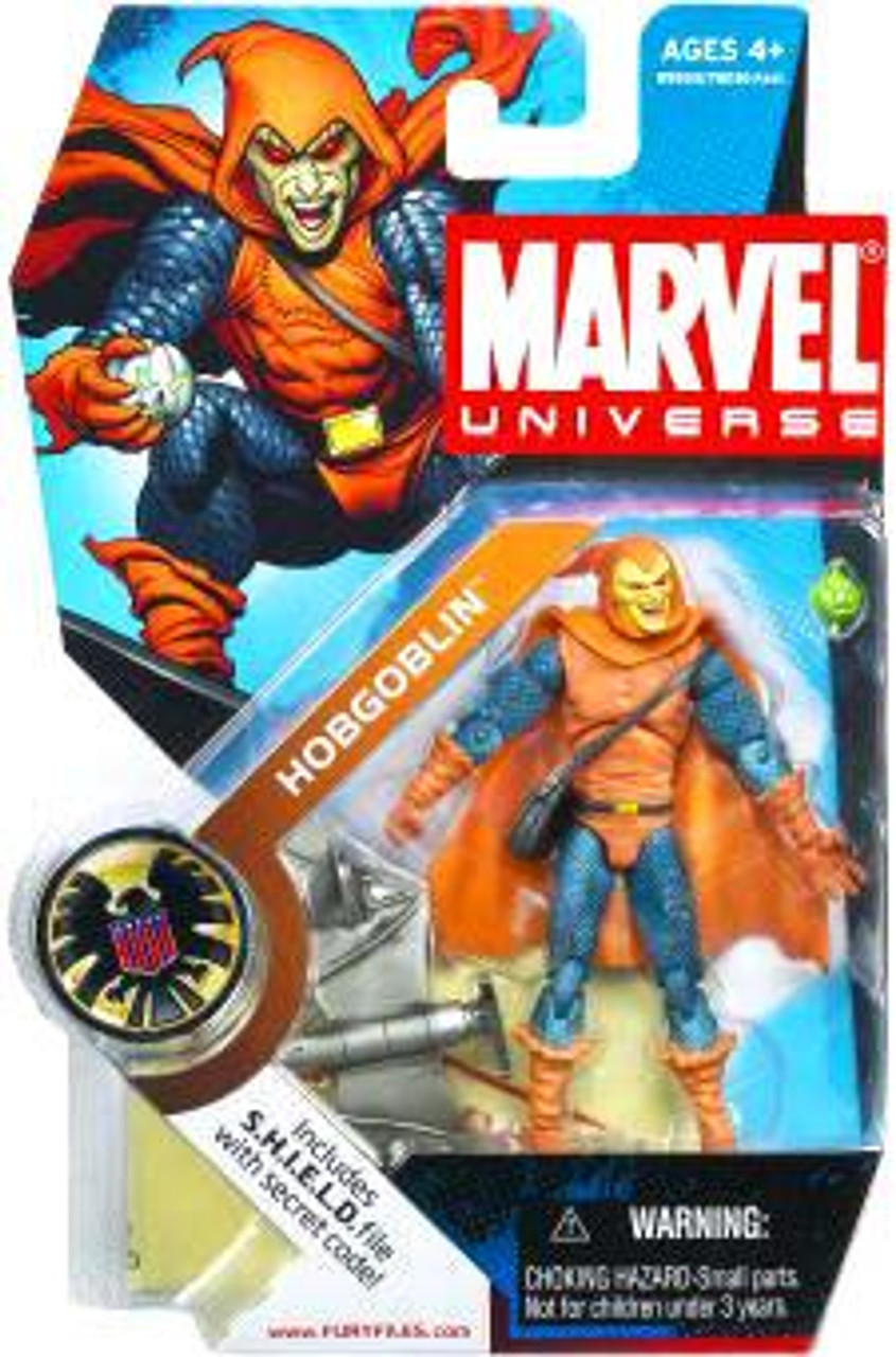 Marvel Universe Series 4 Hobgoblin Action Figure #30