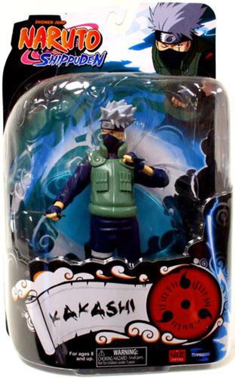Naruto Shippuden 6-Inch Series 2 Kakashi Action Figure