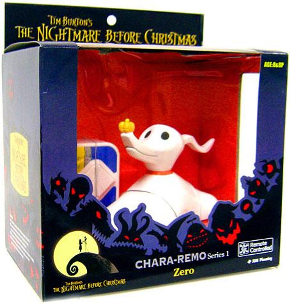 The Nightmare Before Christmas Chara-Remo Series 1 Zero R/C Vehicle