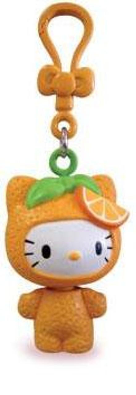 Hello Kitty Tangerine Clip On Figure