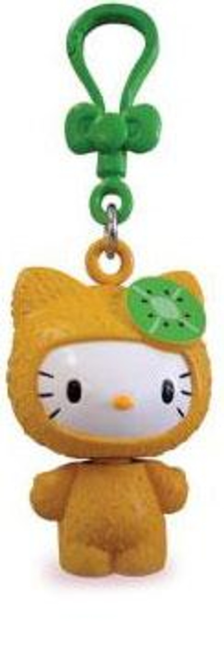 Hello Kitty Kiwi Clip On Figure