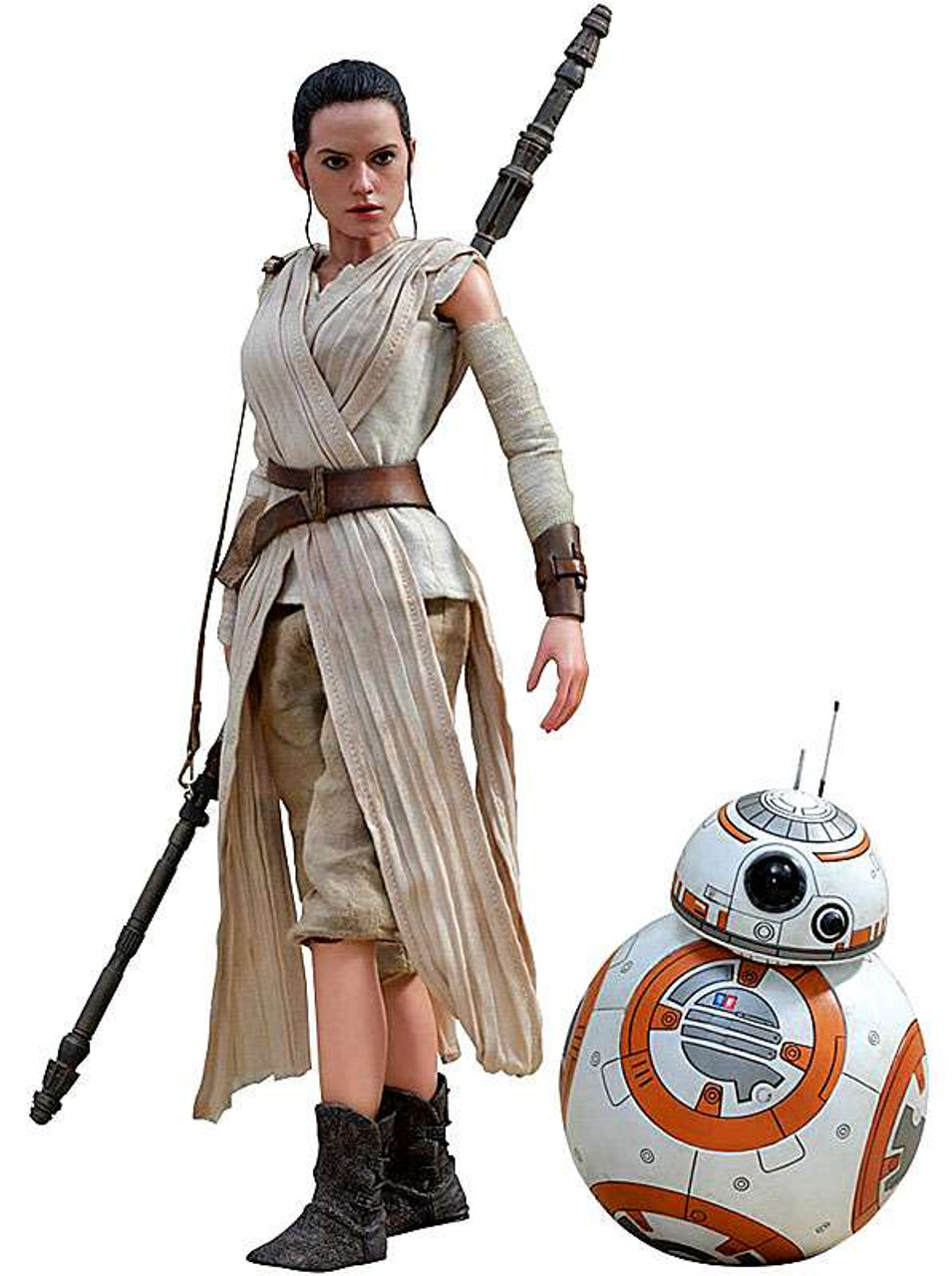 Star Wars The Force Awakens Rey & BB-8 1/6 Collectible Figure