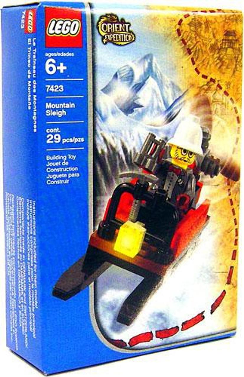 LEGO Orient Expedition Mountain Sleigh Set #7423