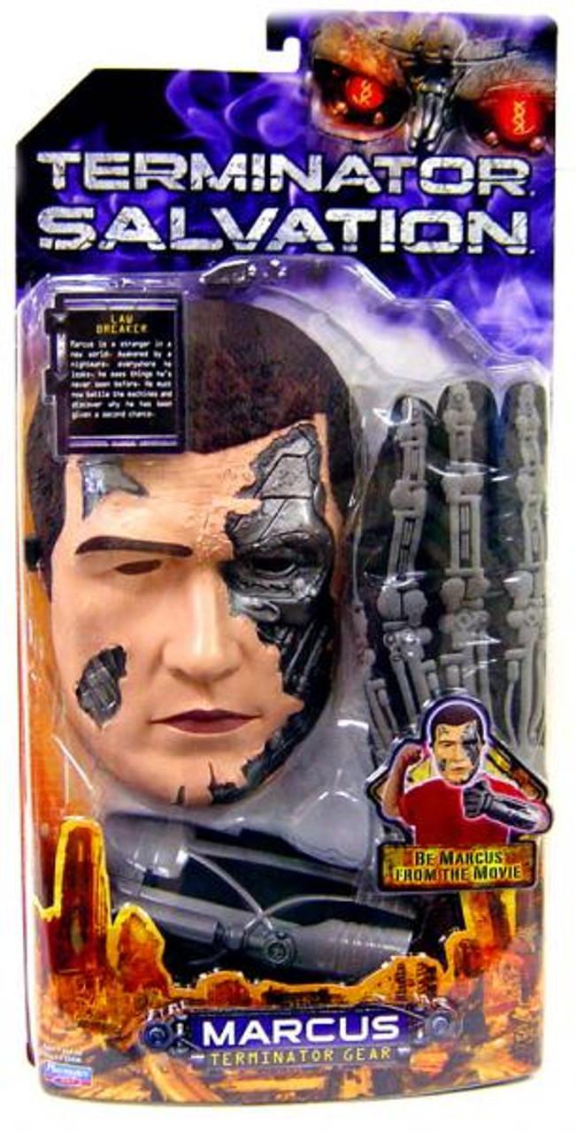 Terminator Salvation Marcus Terminator Gear Roleplay Toy