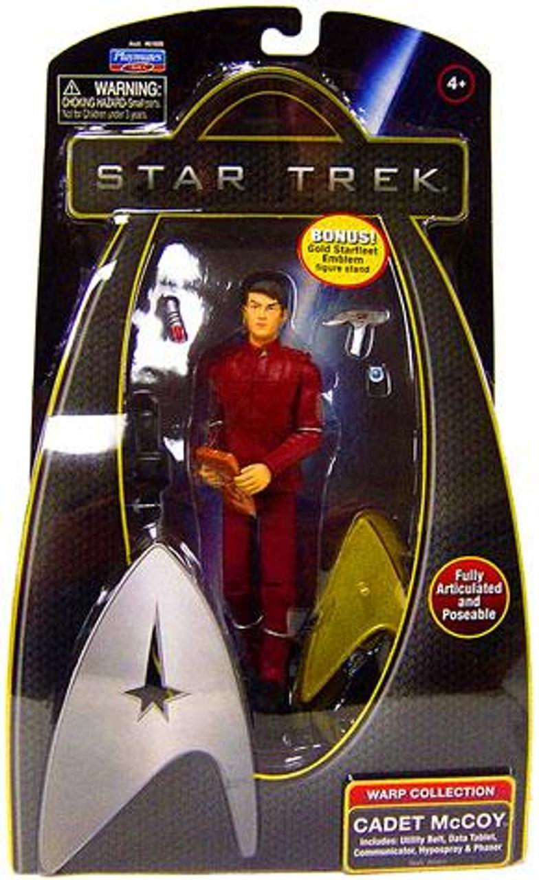 Star Trek 2009 Movie Warp Collection Dr. Leonard McCoy Action Figure [Cadet]