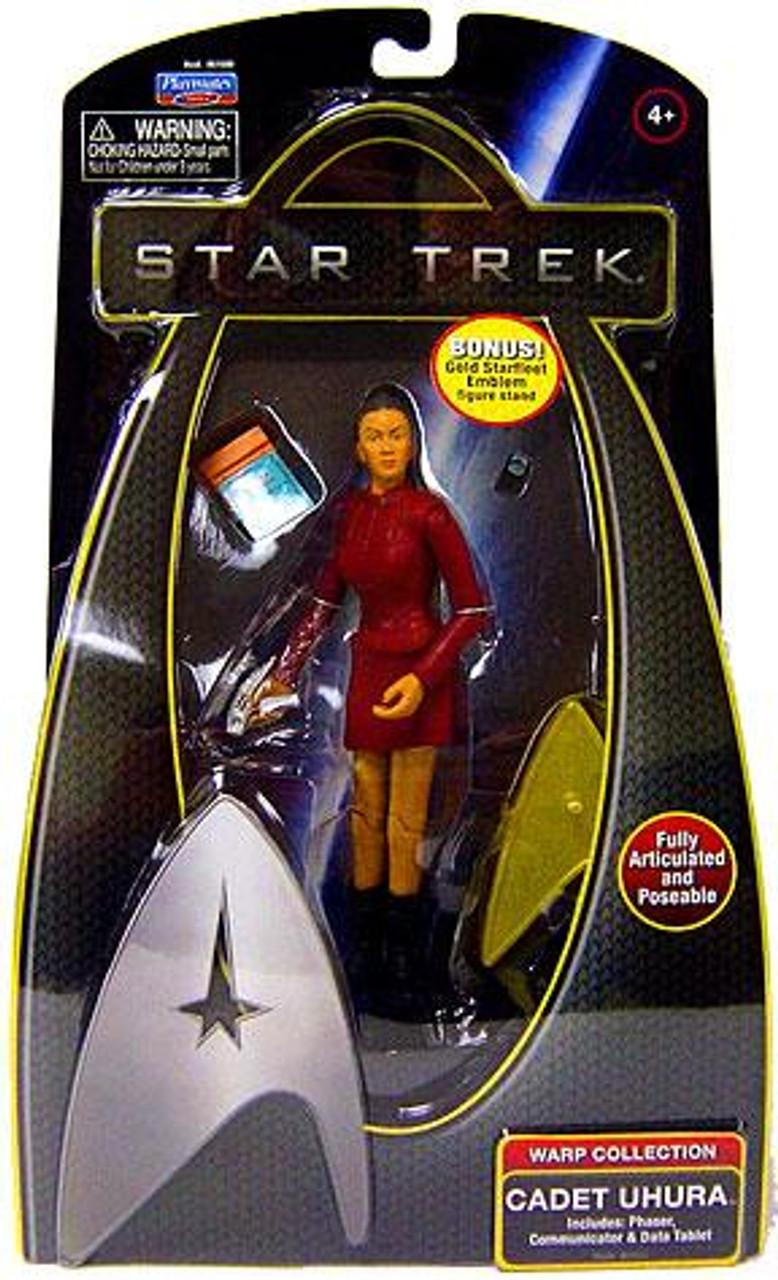 Star Trek 2009 Movie Warp Collection Uhura Action Figure [Cadet]