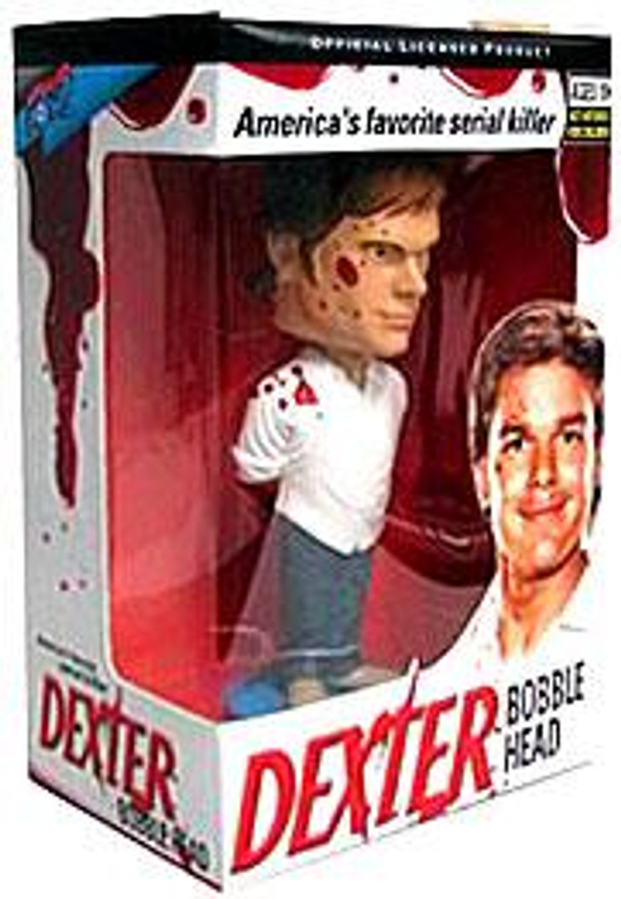 Dexter Morgan Bobble Head [White Shirt]