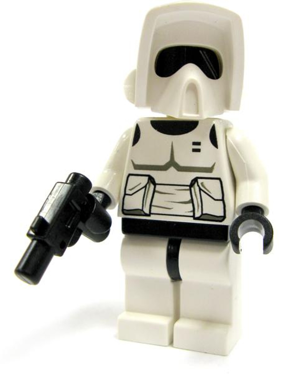 LEGO Star Wars Loose Scout Trooper Minifigure [Version 1 Loose]