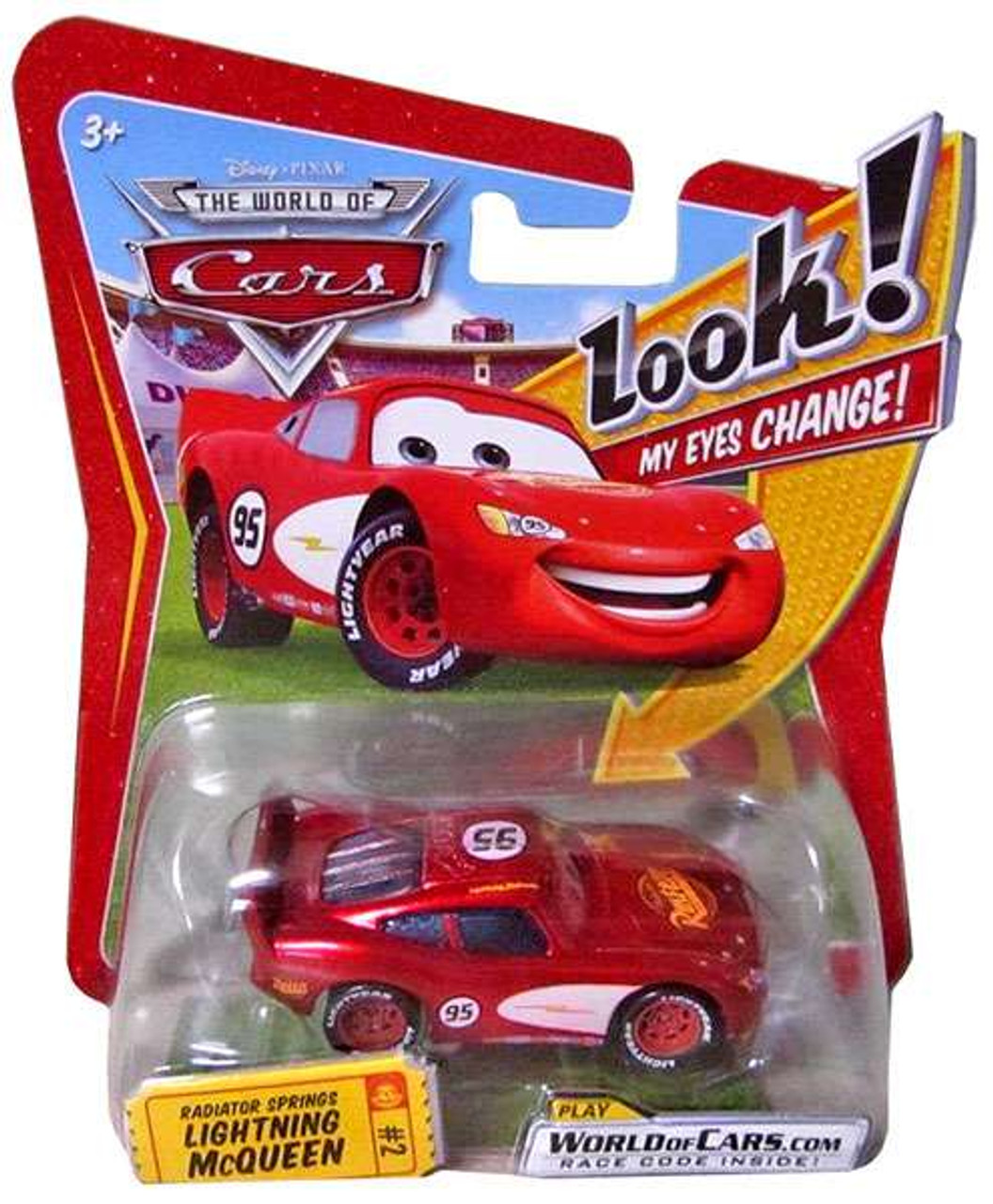 disney cars the world of cars lenticular series 1