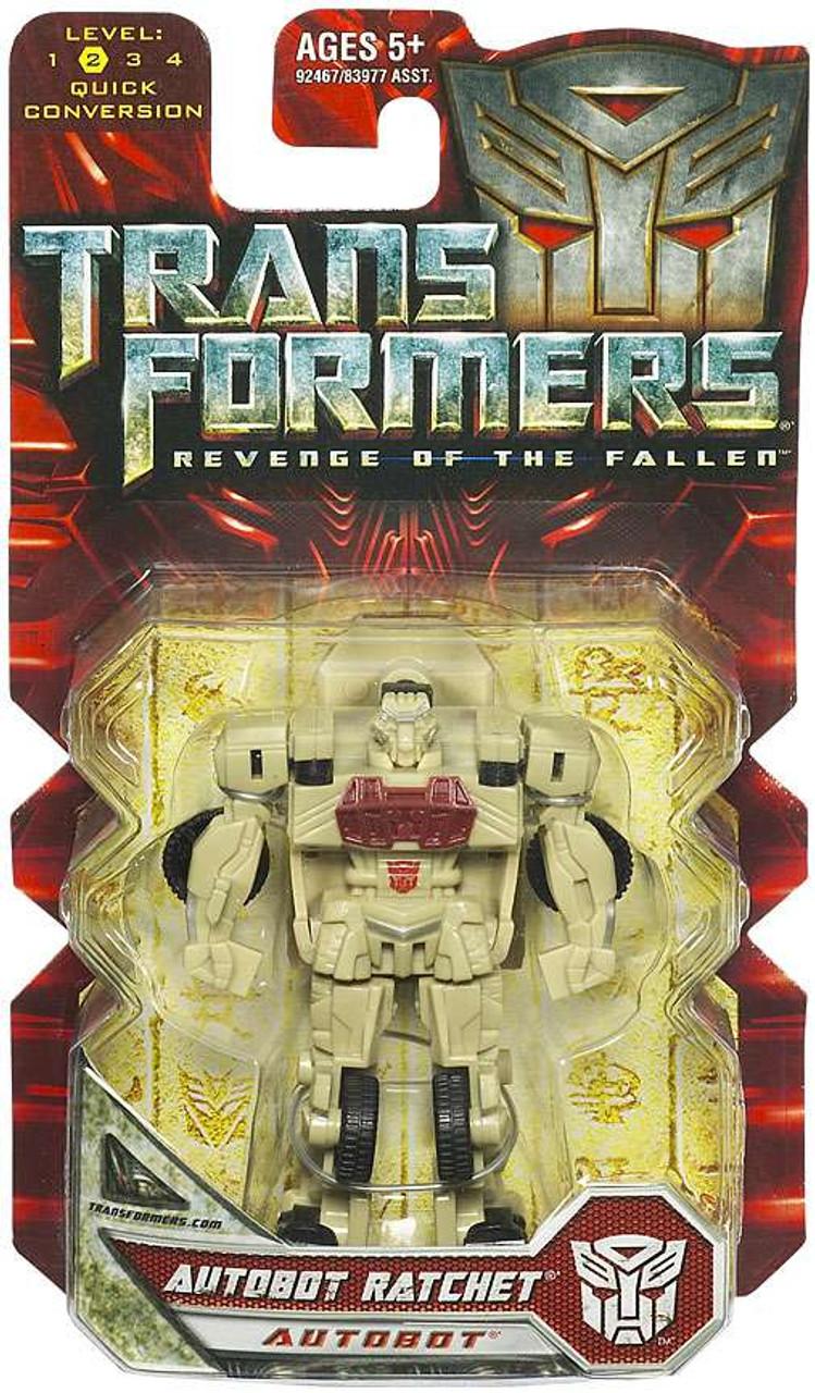 Transformers Revenge of the Fallen Autobot Ratchet Legend Action Figure