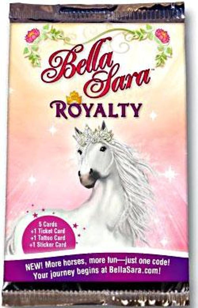 Bella Sara Royalty Booster Pack
